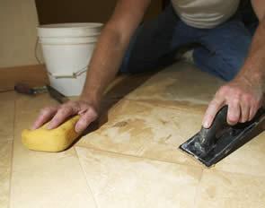 Dealing With A Warped Bathroom Floor Old House Web - Bathroom floor leaking water