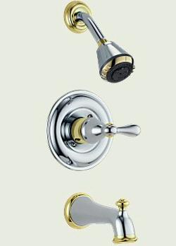 Faucets Scald Guard Shower Faucet Old House Web
