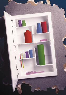 Medicine Cabinets Space Saver Old House Web