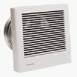 Quiet bath fan from Panasonic