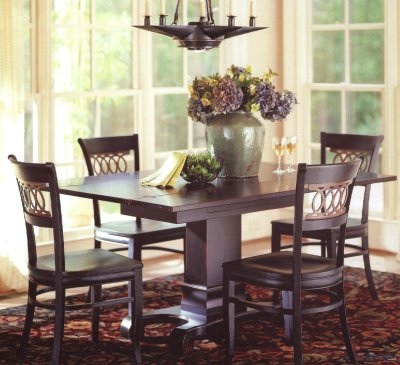 Storehouse table and chairs
