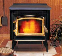 Pellet Stoves Clean Burning Old House Web