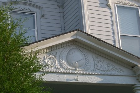 Virginia victorian revival old house web for Gable pediments for sale