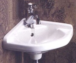 Bathroom Sinks English Corner Basin Old House Web