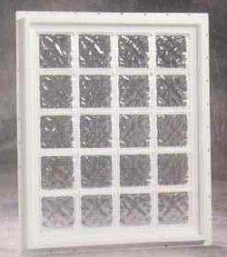 Glass Block Windows Pre Fab Blocks Old House Web