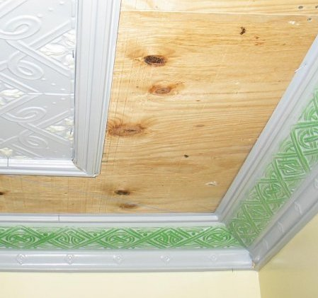 plywood tin ceilings - Tin Ceilings