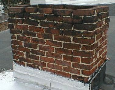 chimney outside