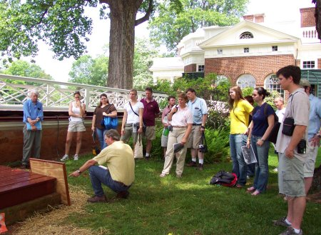 Summer Camp At Jefferson S Poplar Forest Old House Web