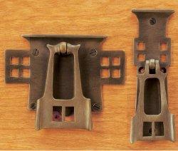 Cabinet Hardware Mackintosh Pulls Old House Web