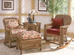 Furniture Real Wicker Old House Web