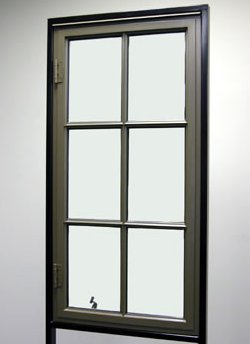 metal windows historically correct - Metal Frame Windows