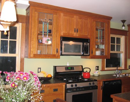 Craftsman Style Cabinets Designs Home Design Blog