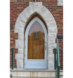 Storm Doors Tudor Style Old House Web