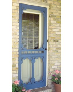 Superior Storm Doors: Double Duty