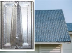 Metal Roofing Victorian Look Old House Web