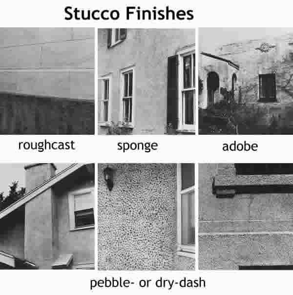 Click Here To See Different Stucco Finishes Part 70