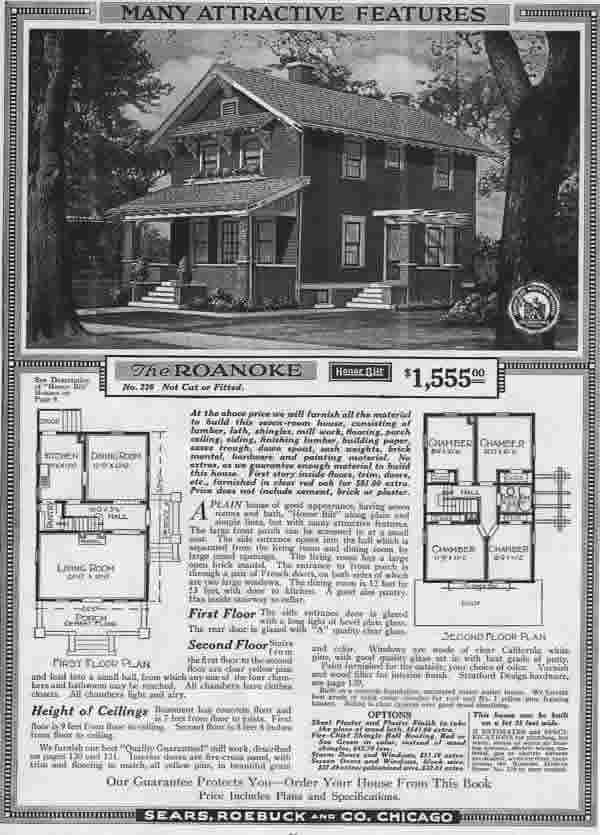 How To Find Sears Modern Homes Old House Web