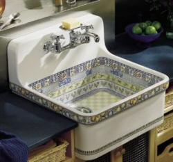Kitchen Sinks Italian Journey Old House Web