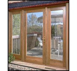 Patio Doors: Outswing Patio Doors