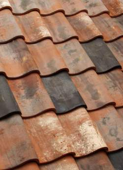 Roofing Pan Tiles Old House Web