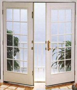 Doors: French Patio Doors