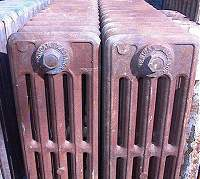 old radiators