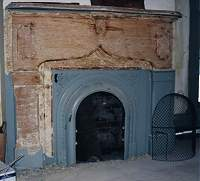 Parlor Fireplace