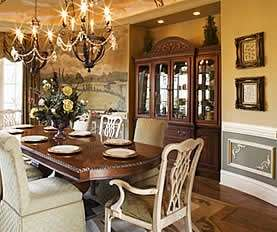 The Cabinet Door Style Should Reflect A Classic, Traditional Flair, With  Raised Panels And Perhaps An Arched Top. Cabinet Molding Also Is Important,  ...