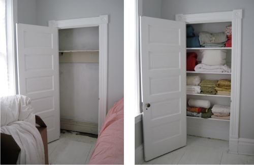 4 New Uses For The Tiny Clothing Closets In Your Old Home House Web Blog