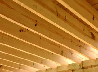 deck joists