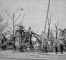 Park House destroyed