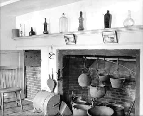The kitchen in the 1930s