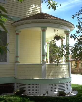 Choosing Exterior Paint Schemes Old