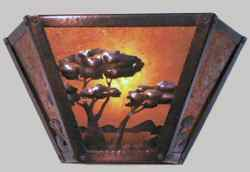 cabinet lights lighting oak trees and rolling house web 12951