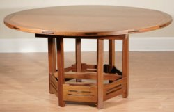 Arts Crafts Furniture Thorsen Dining Table