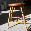 Cherry/Maple Barstool